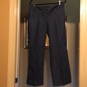 Classy blue jeans. Size 12. Very comfy.